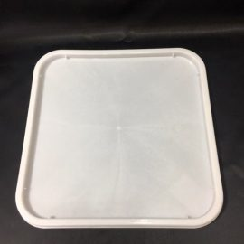 20 Ltr Square Bucket Lid for sale