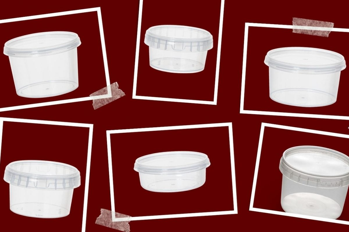 Need For Plastic Containers In Industries